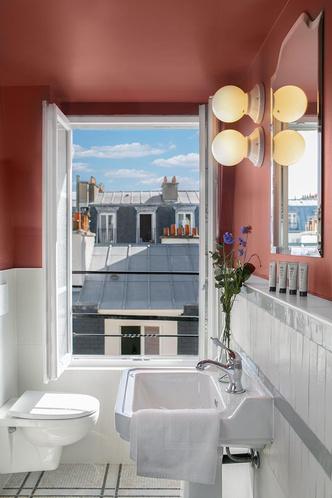Отель в Париже в стиле ар-деко (фото 6.1)