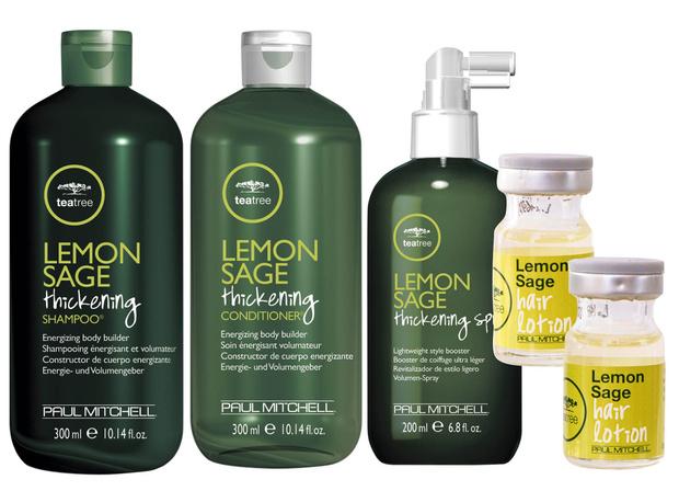 Paul Mitchell Tea Tree Lemon Sage