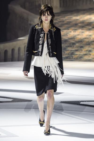 Показ Louis Vuitton закрыл Неделю моды в Париже (галерея 1, фото 0)