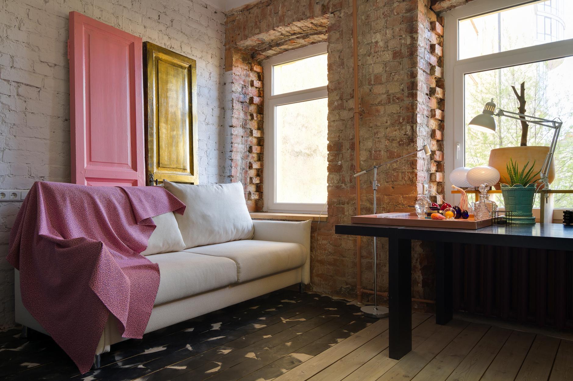 Розовая мебель: 25 примеров (галерея 0, фото 4)