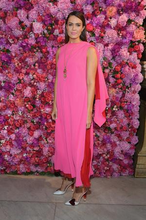 Звезды на показе Schiaparelli Couture в Париже (фото 3.2)