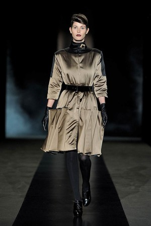Показы мод Sergei Grinko Осень-зима 2012-2013 | Подиум на ELLE - Подиум - фото 1474