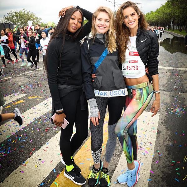 В Москве прошел благотворительный марафон «Бегущие сердца» | галерея [1] фото [5]