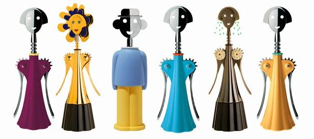 Герои итальянского дизайна: Алессандро Мендини (фото 10)