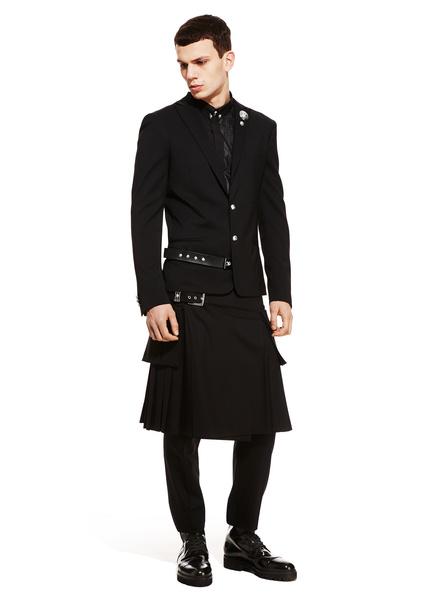 В Лондоне прошел первый показ Энтони Ваккарелло для Versus Versace   галерея [1] фото [15]
