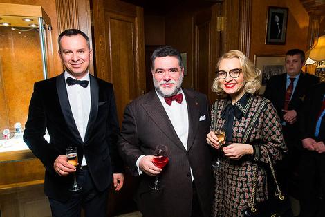 В Театре Наций прошёл вечер часового дома Breguet | галерея [1] фото [2]