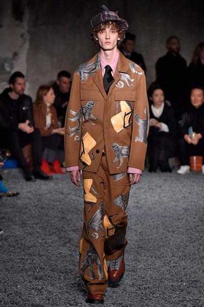 Главное, что случилось на Неделе мужской моды в Милане (галерея 13, фото 1)