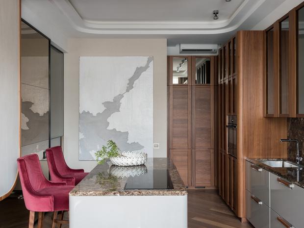 Квартира 100 м²: проект Александра Кривицкого (фото 7)