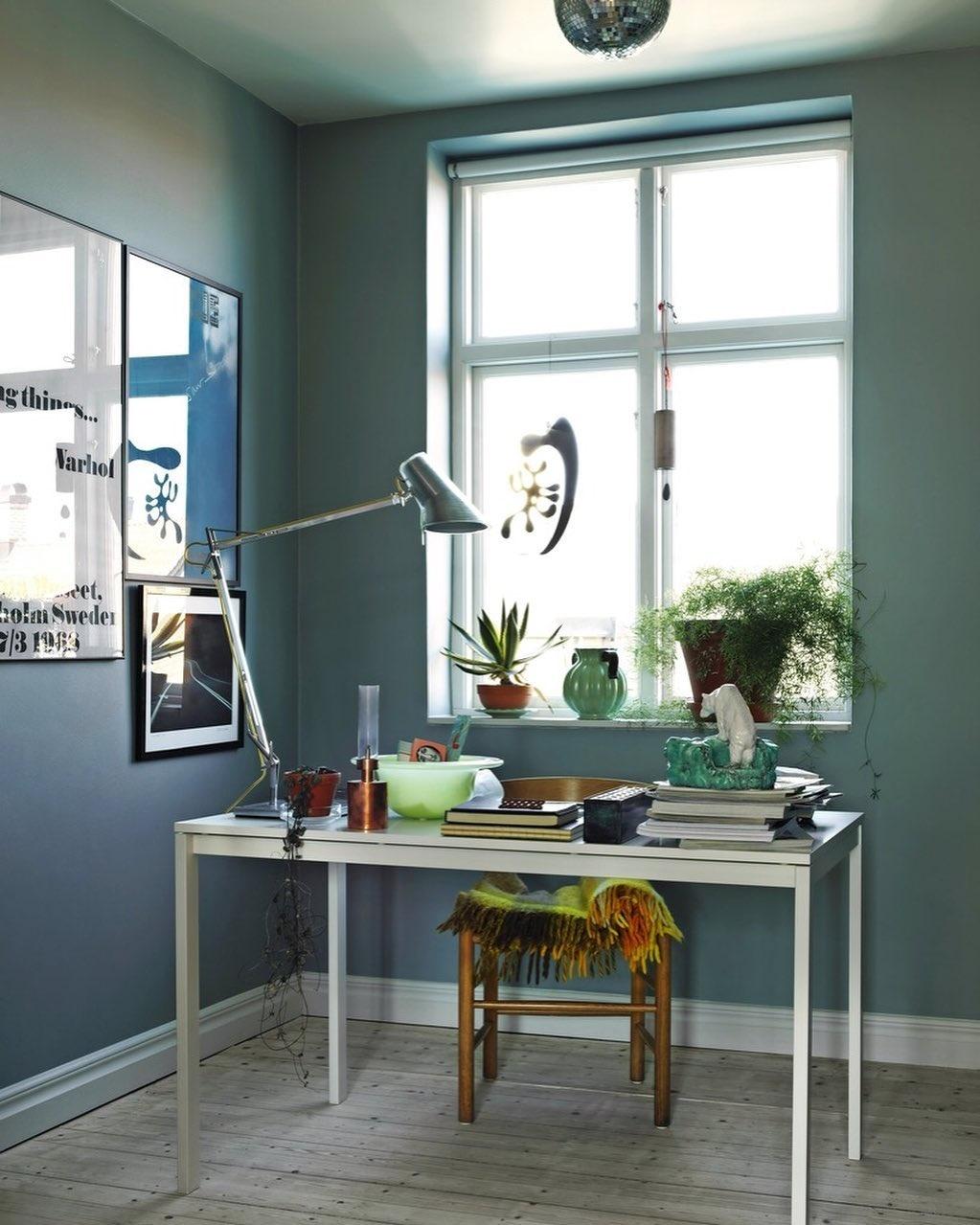 Домашние кабинеты: 30+ вариантов оформления (галерея 1, фото 4)