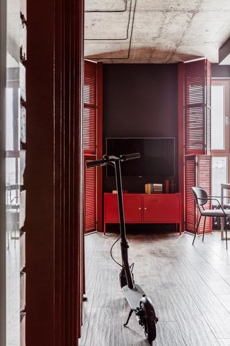 Яркая студия 43 м² в Краснодаре (фото 10.1)