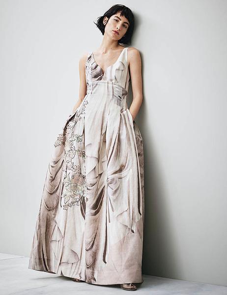 H&M представили новую коллекцию Conscious Exclusive в Париже | галерея [1] фото [1]