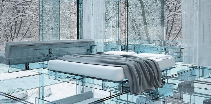 Мечтатели: самые невероятные постройки из стекла (фото 17)