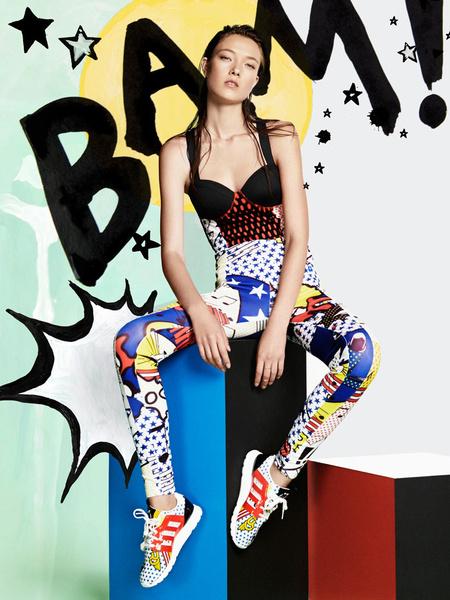 Рита Ора создала новую коллекцию для adidas Originals | галерея [1] фото [3]