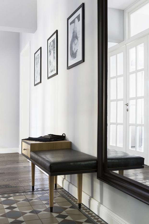 С чистого листа: модный образ старой квартиры в пятиэтажке фото [22]