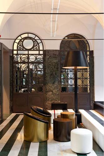 Гений места: отель Senato в Милане (фото 3.1)