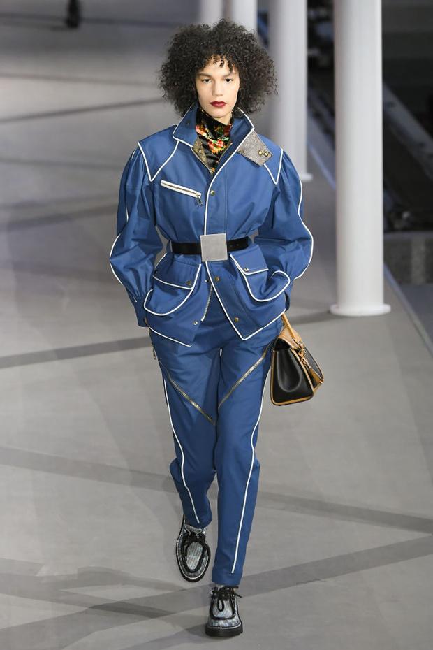 От хип-хопа до фанка 1980-х: смешение стилей на показе Louis Vuitton? (фото 9)