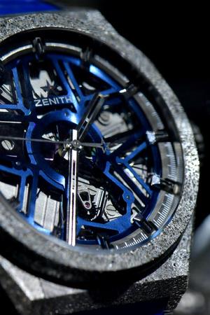 Часовая мануфактура Zenith представляет новые часы фото [3]