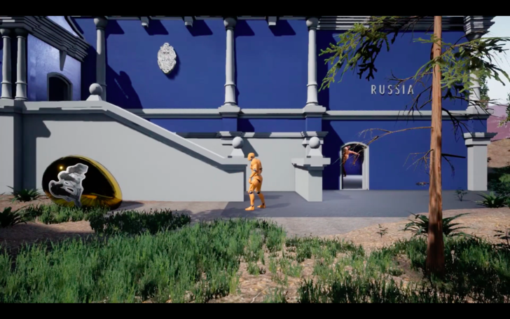 Open! Павильон Российской Федерации на Венецианской биеннале перешел в онлайн (фото 8)
