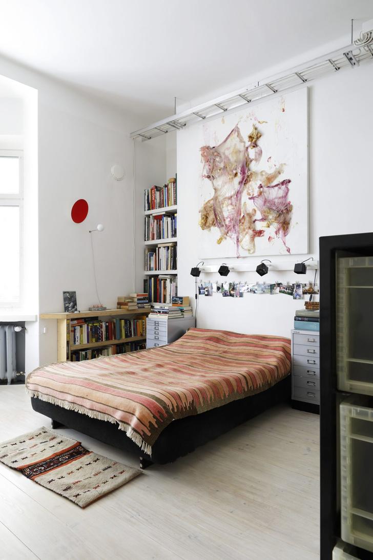 Квартира-студия творческой пары в Хельсинки (фото 13)