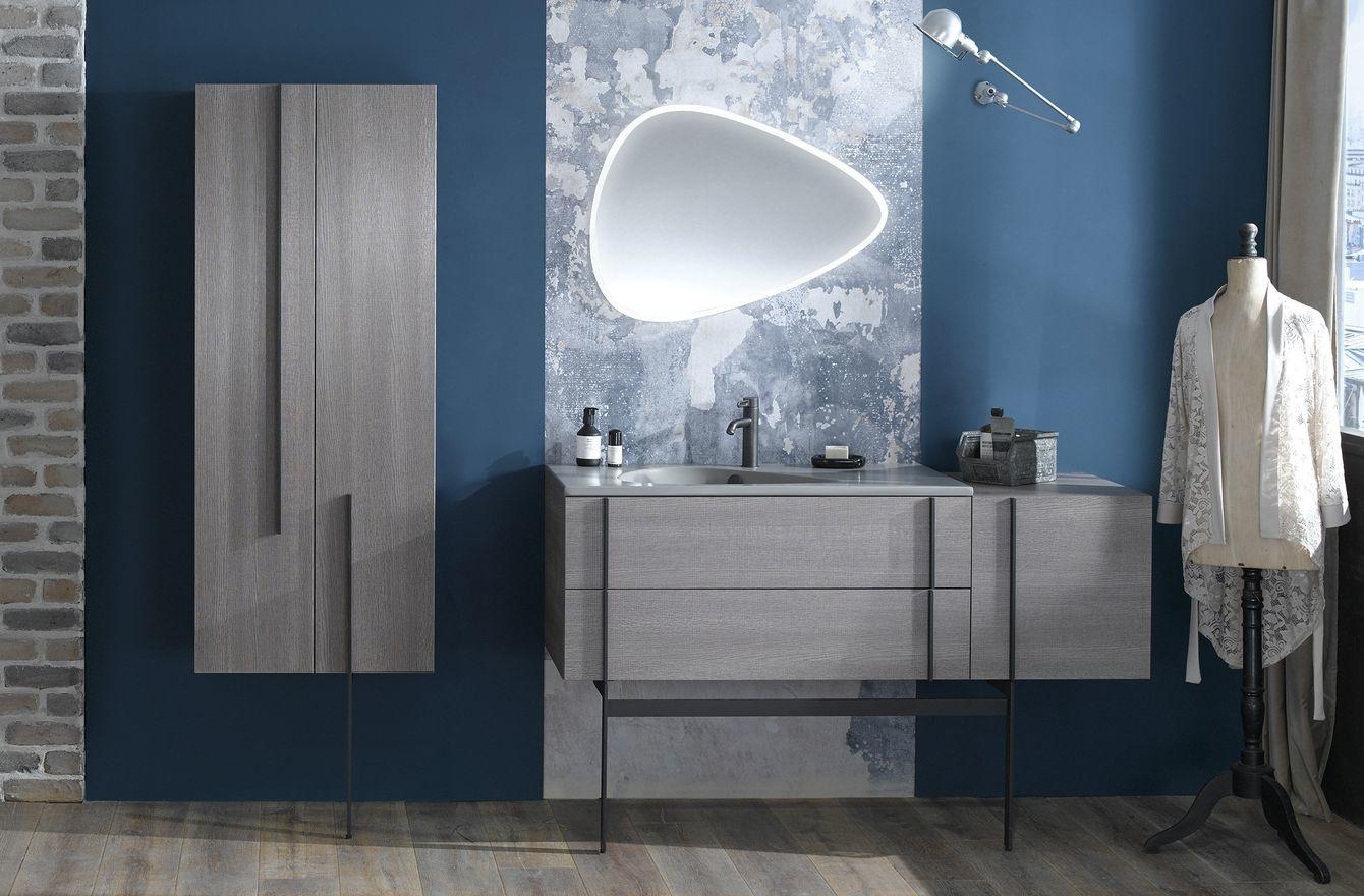 """Картинки по запросу """"Практичная и стильная современная мебель для ванной"""""""