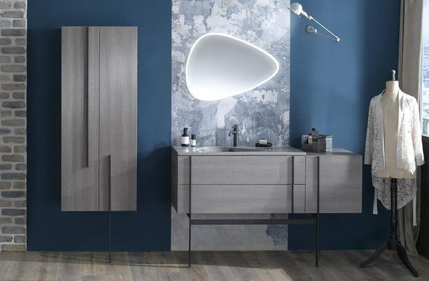 Стильная ванная комната: 10 трендов (фото 13)
