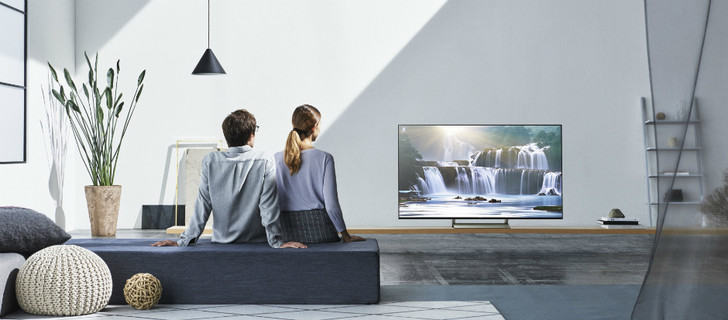 Телевизор Sony BRAVIA серии XE93