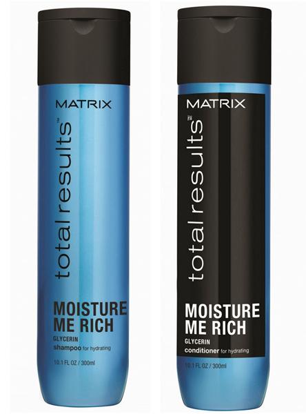 MATRIX TOTAL RESULTS Moisture Me Rich