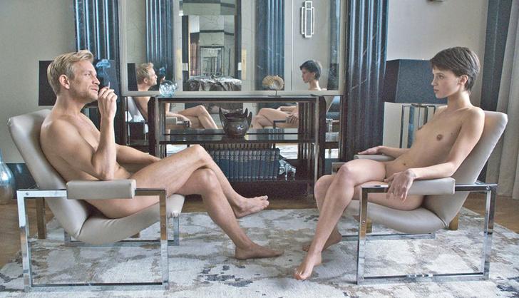 Женщина в кино: Марина Вакт в одежде и без и новом фильме Франсуа Озона фото [5]