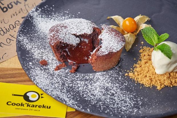 Sweet dreams: ягодный тарт, земляничная страчателла, кокосовый торт и еще 2 рецепта необычных десертов (фото 17)