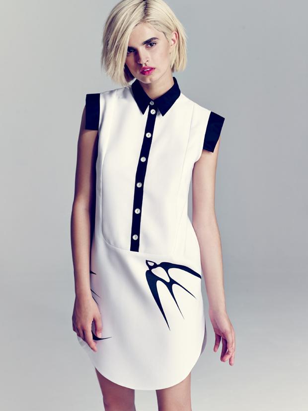 Модная одежда от российских дизайнеров