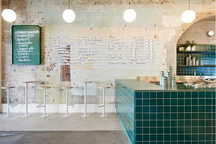 Модная точка: джелатерия Piccolina в Мельбурне (фото 0)