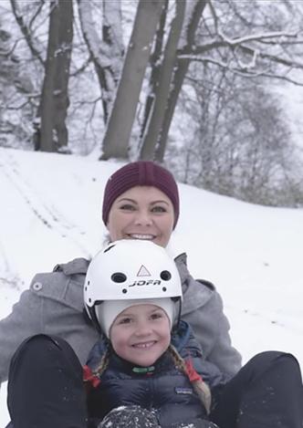 Британия vs. Швеция: рождественские открытки королевских семей (фото 7)