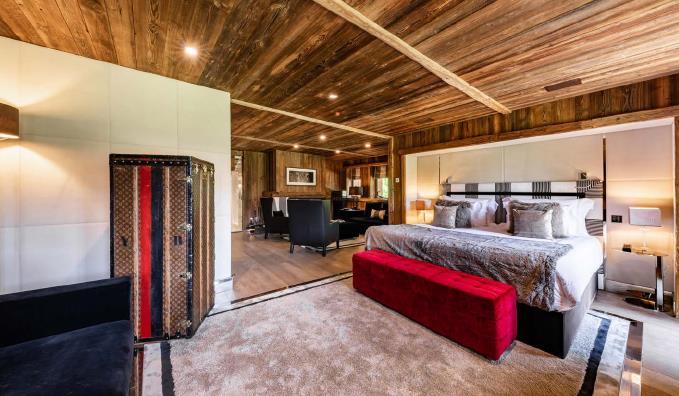 На высоте: дизайнерские отели на горнолыжных курортах (галерея 36, фото 1)
