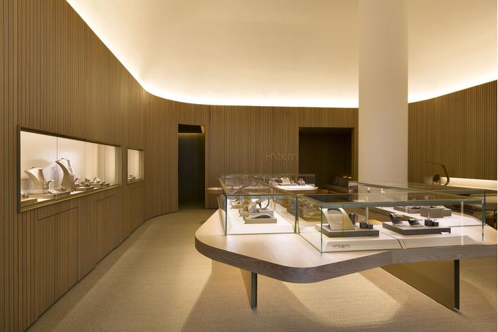 Ювелирный бутик H.Stern в Нью-Йорке (фото 3)