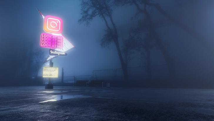Инстаграм недели: антисоциальные сети Майка Кампау (фото 0)