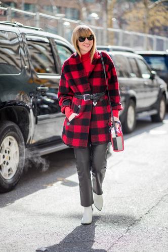Что носят на Неделе моды в Нью-Йорке: 12 стритстайл-трендов (фото 9.2)