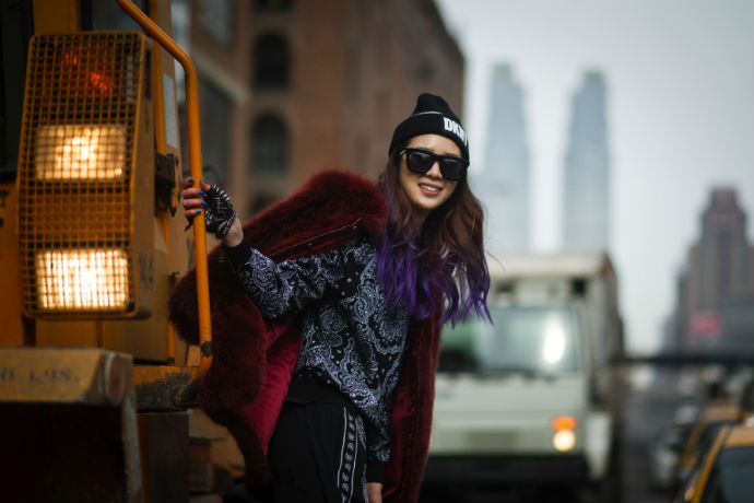 Свежая кровь: новые звезды Street Style
