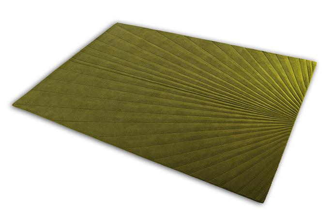 Дизайнер Микаэла Шляйпен представила новую коллекцию ковров | галерея [1] фото [3]