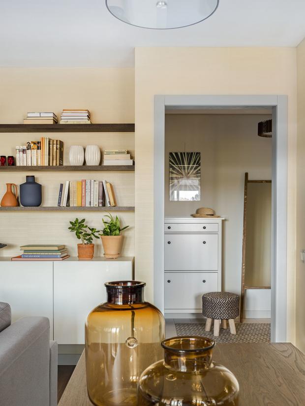 Квартира 64 м² для путешественников с этническими мотивами (фото 11)