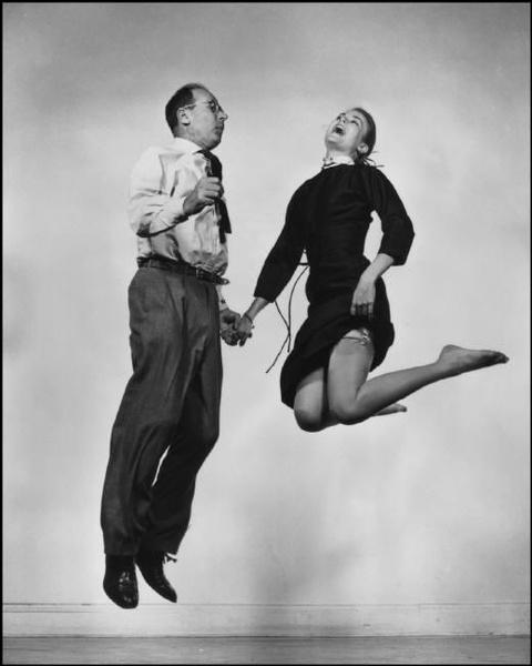 Открывается выставка Филиппа Халсмана «Прыжок» | галерея [1] фото [1]
