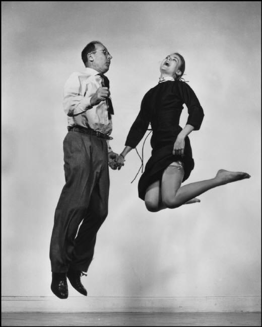 Открывается выставка Филиппа Халсмана «Прыжок»   галерея [1] фото [1]