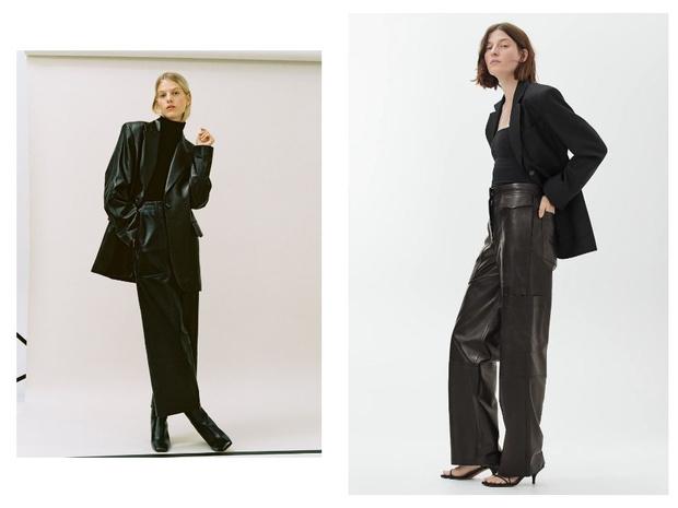 Кожаные брюки: какие купить и с чем носить (фото 1)
