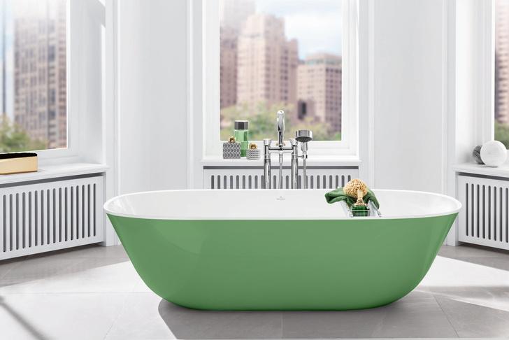 Тренды в дизайне ванных комнат 2020 (фото 5)