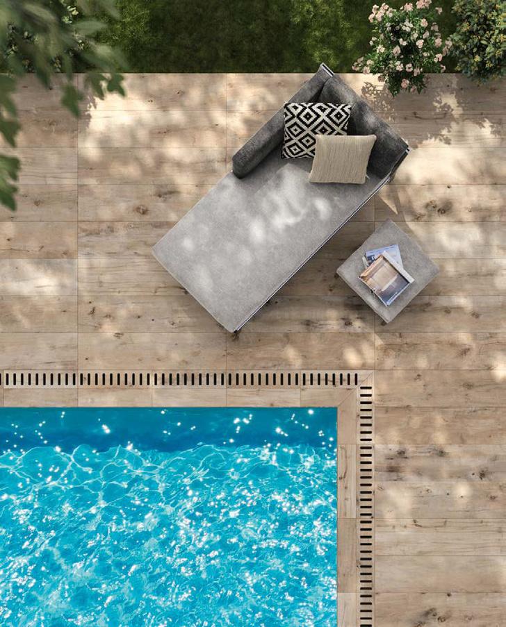 Wood and Co. Модные отделки для террас, бассейнов и загородного дома (фото 6)