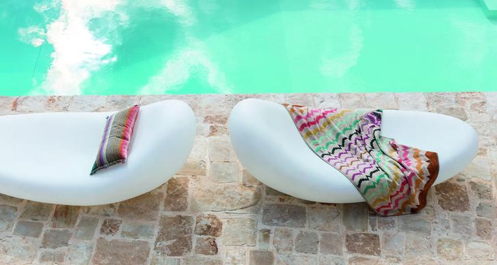Топ - 30: Самые модные пляжные полотенца и аксессуары (фото 4)
