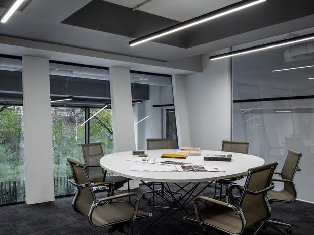 Яркий офис архитектурного бюро Proektor (фото 14)