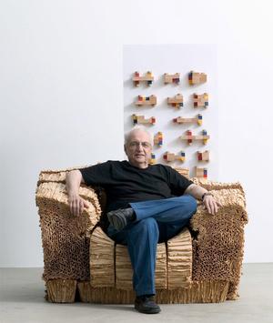 Культовый объект: Wiggle Side Chair Фрэнка Гери (фото 1)