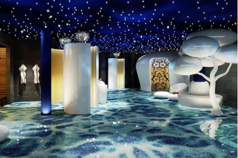 Марсель Вандерс оформил пятизвездочный отель на Майорке | галерея [1] фото [16]