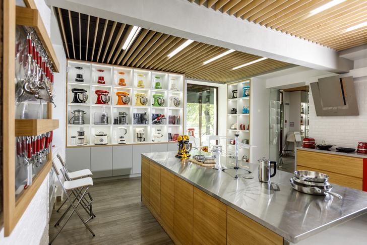 Магазин KitchenAid открылся в Москве
