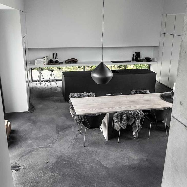 Черный цвет на кухне: 8 приемов (фото 3)